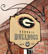 Georgia Bulldogs Tavern Sign