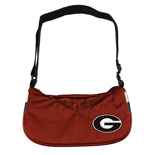 Georgia Bulldogs Team Jersey Purse