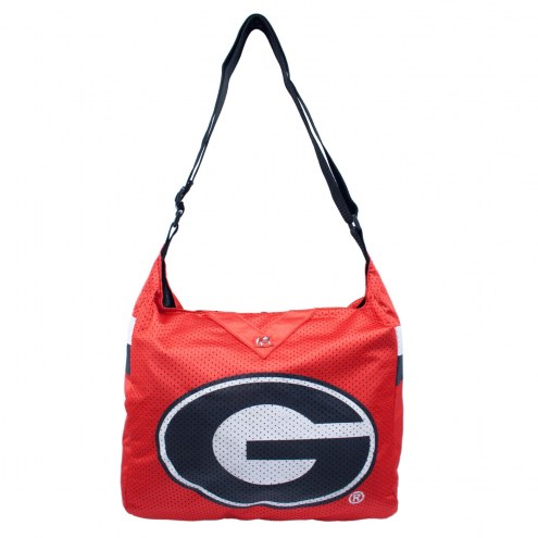 Georgia Bulldogs Team Jersey Tote