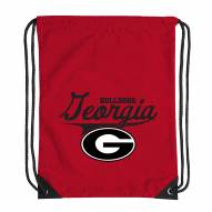 Georgia Bulldogs Team Spirit Backsack