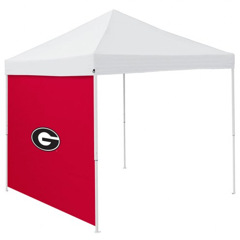 Georgia Bulldogs Tent Side Panel