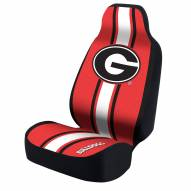 Georgia Bulldogs Universal Bucket Car Seat Cover