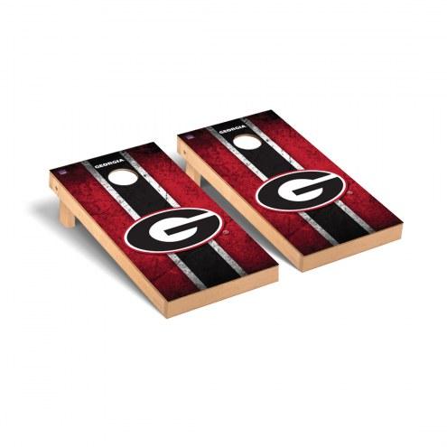 Georgia Bulldogs Vintage Cornhole Game Set