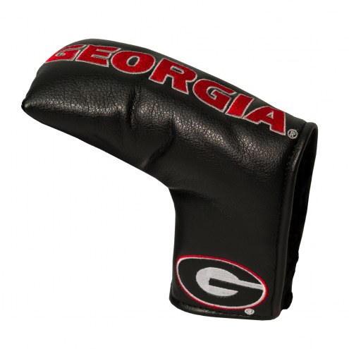 Georgia Bulldogs Vintage Golf Blade Putter Cover