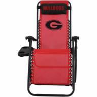 Georgia Bulldogs Zero Gravity Chair