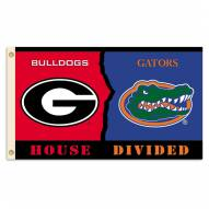 Georgia / Florida Premium Rivalry House Divided 3' x 5' Flag
