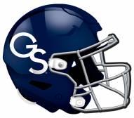 "Georgia Southern Eagles 12"" Helmet Sign"