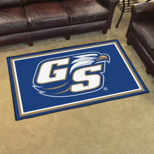 Georgia Southern Eagles 4' x 6' Area Rug