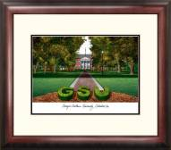 Georgia Southern Eagles Alumnus Framed Lithograph