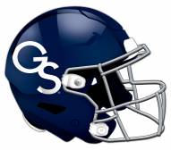 Georgia Southern Eagles Authentic Helmet Cutout Sign