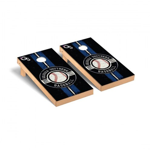 Georgia Southern Eagles Baseball Vintage Cornhole Game Set