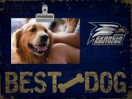 Georgia Southern Eagles Best Dog Clip Frame