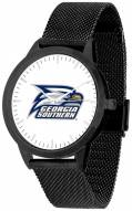 Georgia Southern Eagles Black Mesh Statement Watch