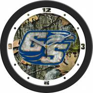 Georgia Southern Eagles Camo Wall Clock