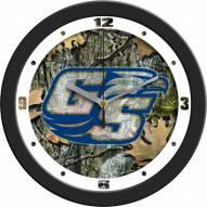 Georgia Southern Eagles Camo Wall Clock