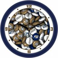 Georgia Southern Eagles Candy Wall Clock