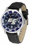 Georgia Southern Eagles Competitor AnoChrome Men's Watch - Color Bezel