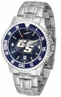 Georgia Southern Eagles Competitor Steel AnoChrome Color Bezel Men's Watch