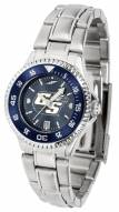 Georgia Southern Eagles Competitor Steel AnoChrome Women's Watch - Color Bezel