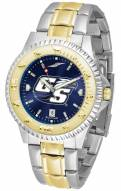 Georgia Southern Eagles Competitor Two-Tone AnoChrome Men's Watch