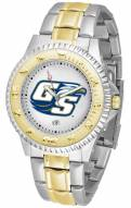 Georgia Southern Eagles Competitor Two-Tone Men's Watch