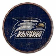 "Georgia Southern Eagles Cracked Color 24"" Barrel Top"