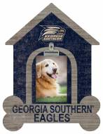 Georgia Southern Eagles Dog Bone House Clip Frame