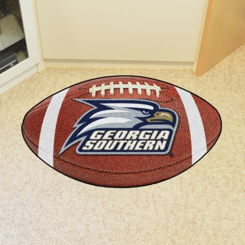 Georgia Southern Eagles Football Floor Mat