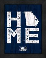 Georgia Southern Eagles Home Away From Home Wall Decor