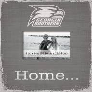 Georgia Southern Eagles Home Picture Frame