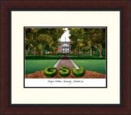Georgia Southern Eagles Legacy Alumnus Framed Lithograph