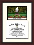 Georgia Southern Eagles Legacy Scholar Diploma Frame