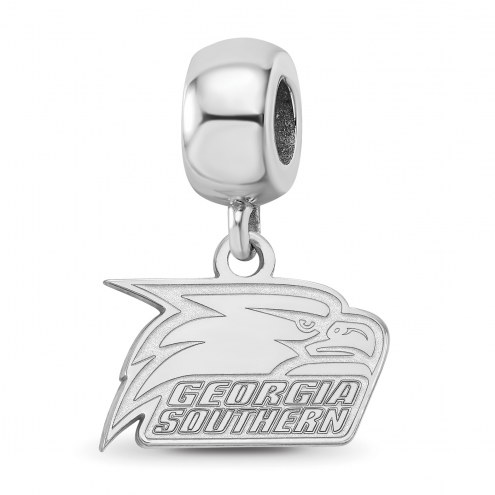 Georgia Southern Eagles Sterling Silver Extra Small Bead Charm