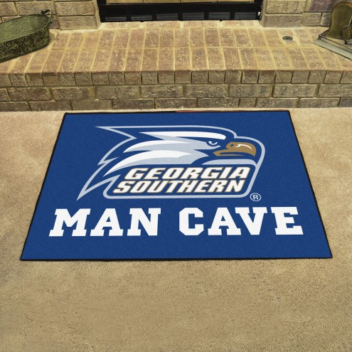 Georgia Southern Eagles Man Cave All-Star Rug