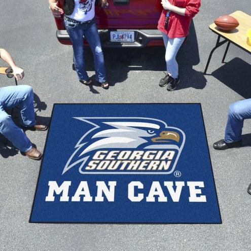 Georgia Southern Eagles Man Cave Tailgate Mat