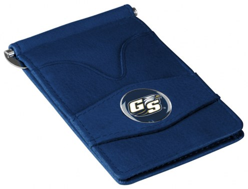 Georgia Southern Eagles Navy Player's Wallet