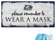 Georgia Southern Eagles Please Wear Your Mask Sign