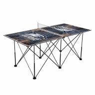 Georgia Southern Eagles Pop Up 6' Ping Pong Table