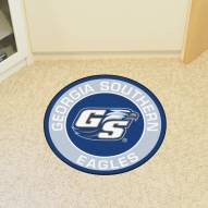 Georgia Southern Eagles Rounded Mat