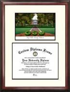 Georgia Southern Eagles Scholar Diploma Frame
