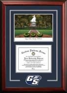 Georgia Southern Eagles Spirit Graduate Diploma Frame