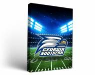 Georgia Southern Eagles Stadium Canvas Wall Art