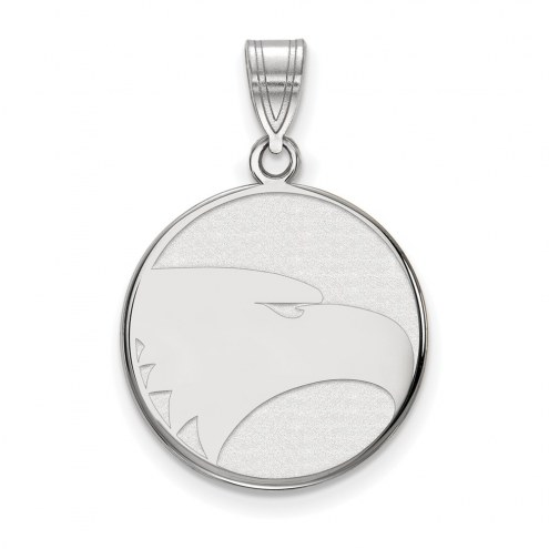 Georgia Southern Eagles Sterling Silver Large Pendant
