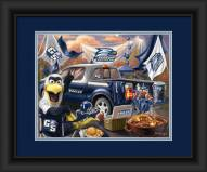 Georgia Southern Eagles Tailgate Framed Print