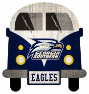 Georgia Southern Eagles Team Bus Sign