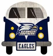 Georgia Southern Eagles Team Bus Sign