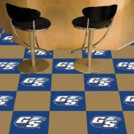 Georgia Southern Eagles Team Carpet Tiles