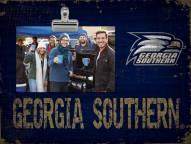 Georgia Southern Eagles Team Name Clip Frame