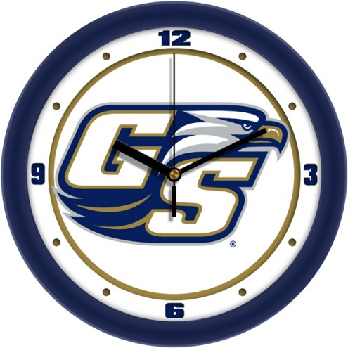 Georgia Southern Eagles Traditional Wall Clock
