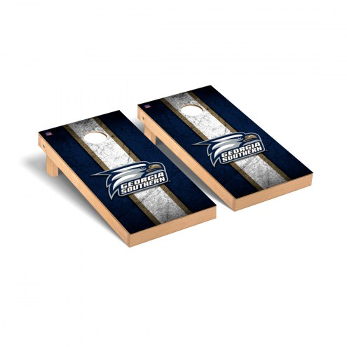 Georgia Southern Eagles Vintage Cornhole Game Set